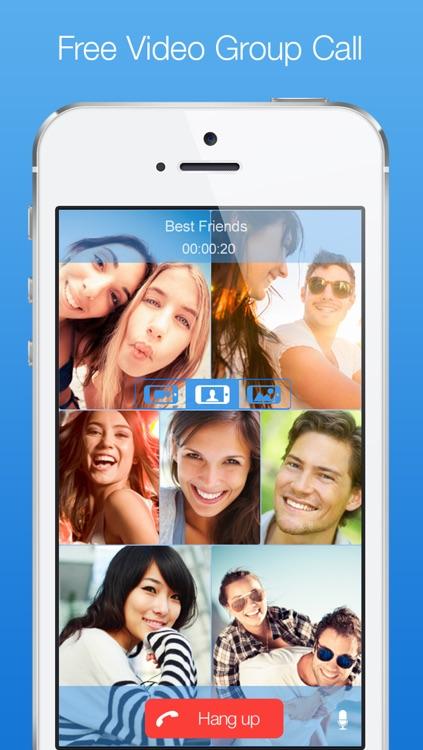 FriendCaller Video Chat screenshot-4