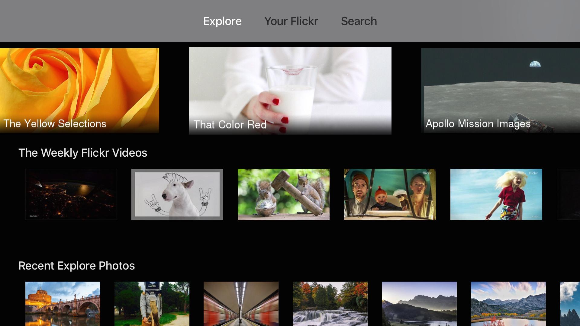 Flickr screenshot 11