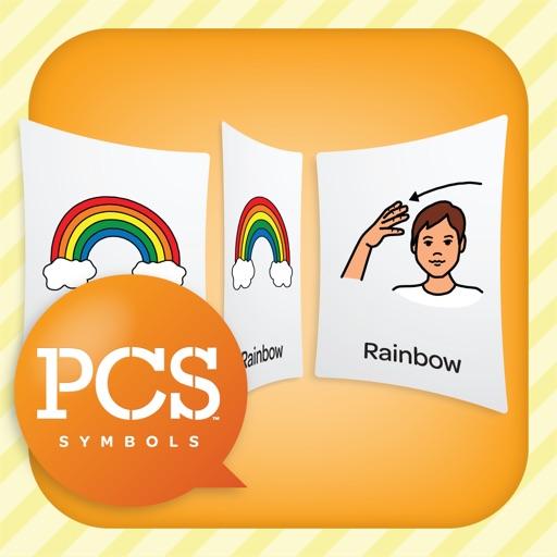 PCS™ Sign Language Flash Cards