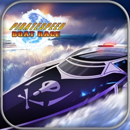 Pirate Speed Boat Race - Free Racing Game