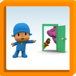 Pocoyo: A thousand door - Free book for kids