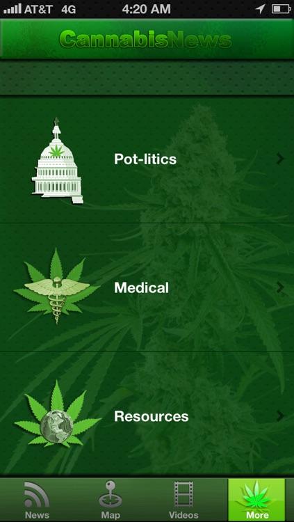 Cannabis News Pro screenshot-4