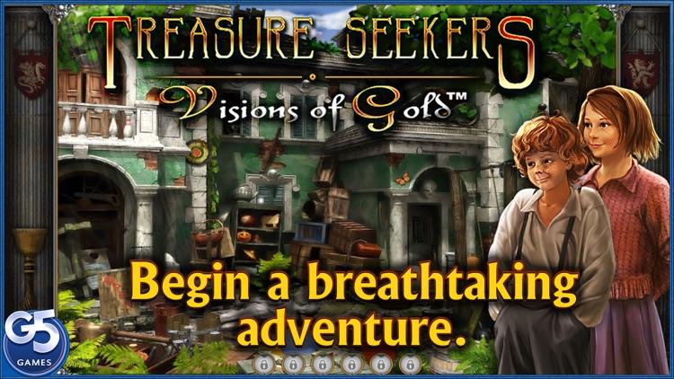 Treasure Seekers - Visions of Gold screenshot-0