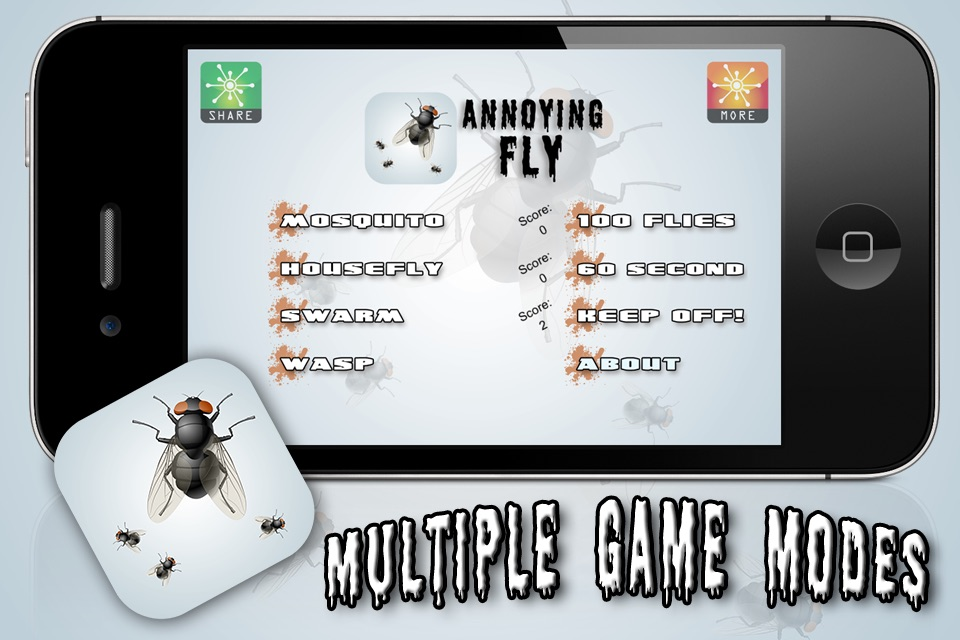 Annoying Fly App - Online Game Hack and Cheat | Gehack com