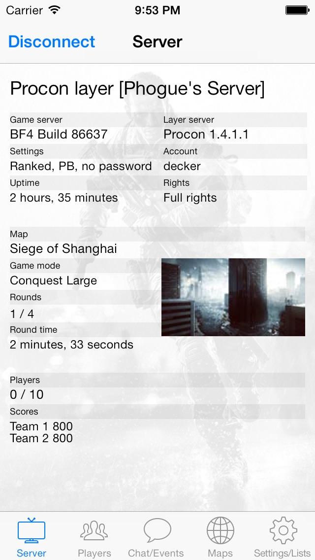 Procon BF4 Edition - AppRecs