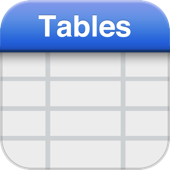 Tables: Create and Share table, spreadsheet - Compatible with Dropbox, Box