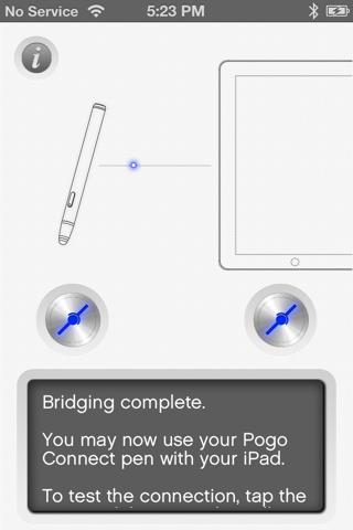 Screenshot of Pogo Bridge