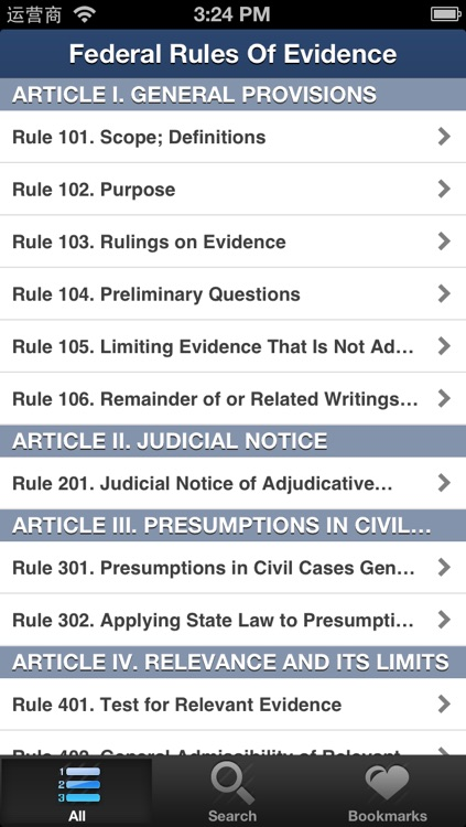 FRE:Federal Rules Of Evidence