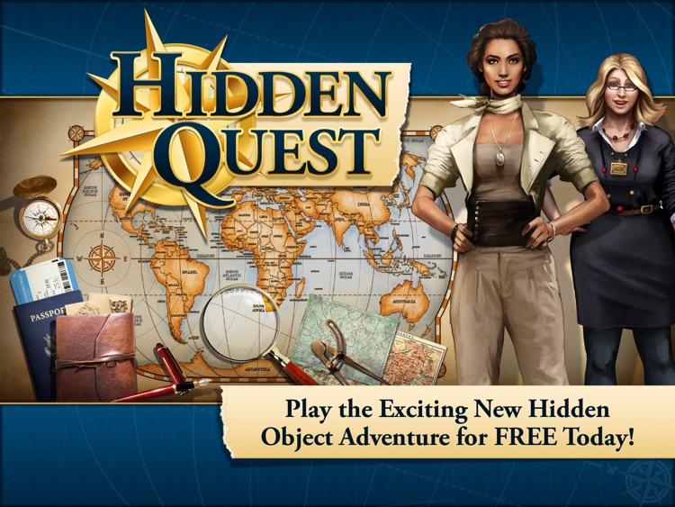 Hidden Quest screenshot-4
