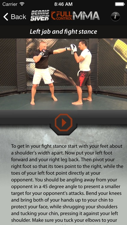 MMA - Full Control Lite screenshot-3