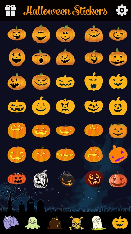 Halloween Emoji Text: Add Scary Ghost & Zombie Emoticon