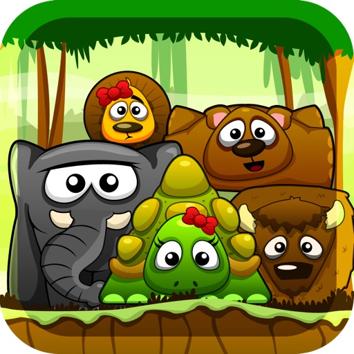 Animal Collision - A Jungle Adventure