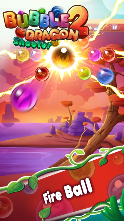 Bubble Dragon Shooter 2 screenshot-4
