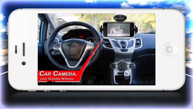Car Camera DVR - Car Video Recorder. Dashboard GPS Black Box screenshot-3