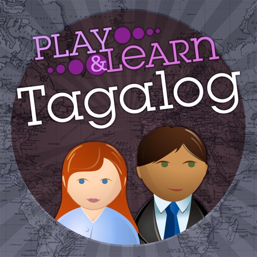 Play & Learn Tagalog - Speak & Talk Fast With Easy Games, Quick Phrases & Essential Words icon