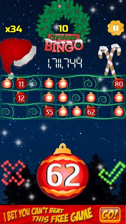 A Christmas Bingo