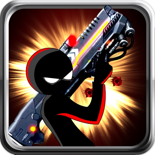A Stickman Shooting Rampage - Big Shooter Sniper Guns Unleashed