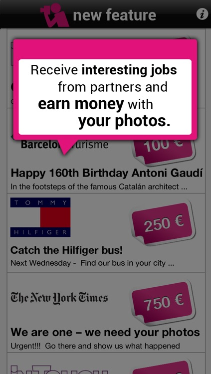 Photo2Cover HD - Create your own magazine cover screenshot-4