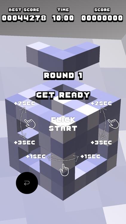 KEY - 3D Cubic Puzzle