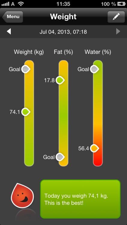myVitali Health Coach - Compare Fitness and Activity screenshot-3