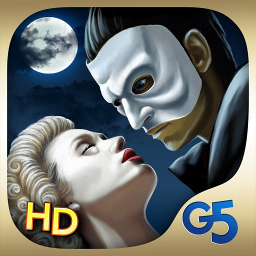 Mystery of the Opera HD (Full) icon
