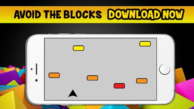 Lay Low - Avoid the blocks falldown