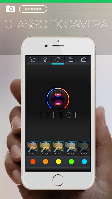 Pro FX Camera - camera effects filters plus photo editor ScreenShot4