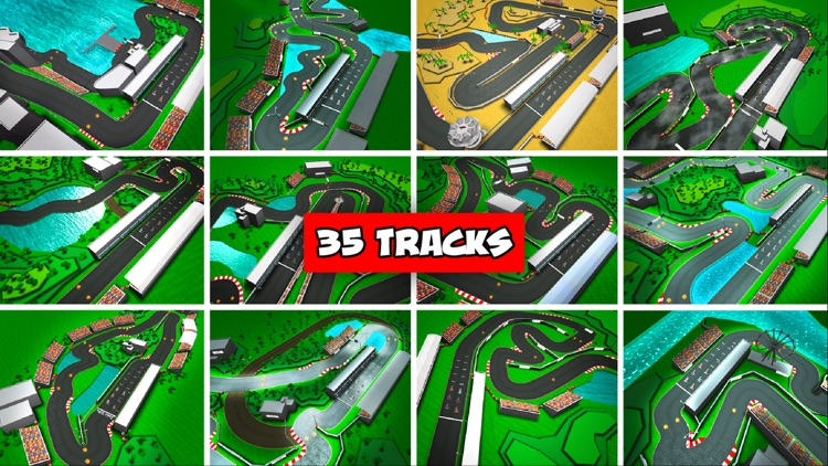 MiniBikers: The game of mini racing motorbikes screenshot-4