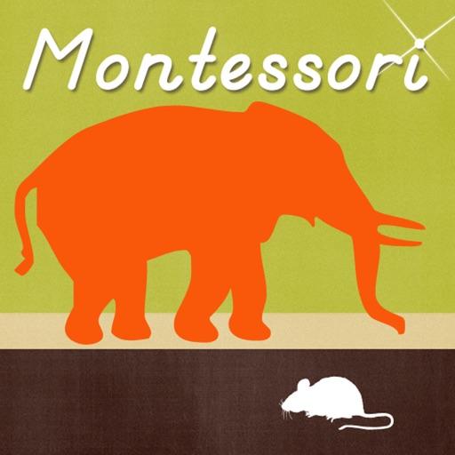 Opposites - A Montessori Pre-Language Exercise