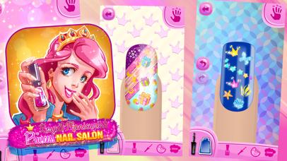 Princess Nail Makeover: DIY Fashion Manicure Salon