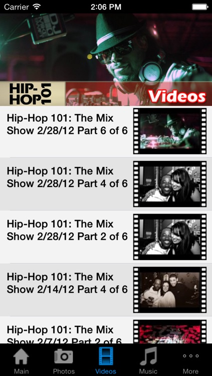 Hip-Hop 101 screenshot-4