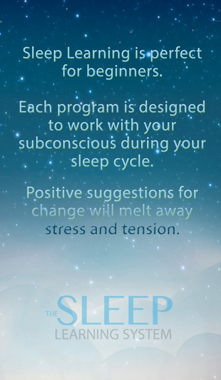 Deep Sleep and Ultimate Body and Mind Relaxation Hypnosis and Meditation from The Sleep Learning System screenshot-3