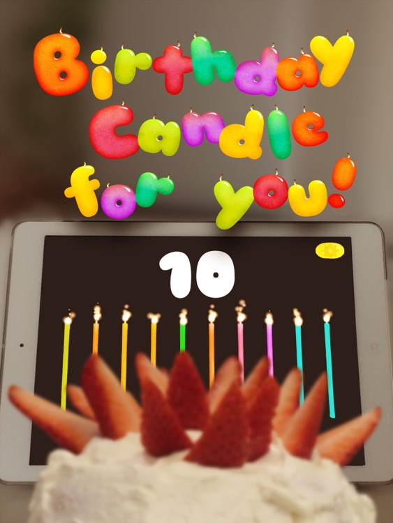 Birthday Candles For You