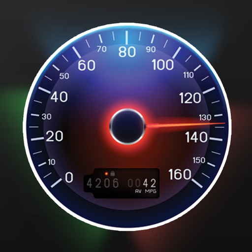Speedometer : Analogue & Digital