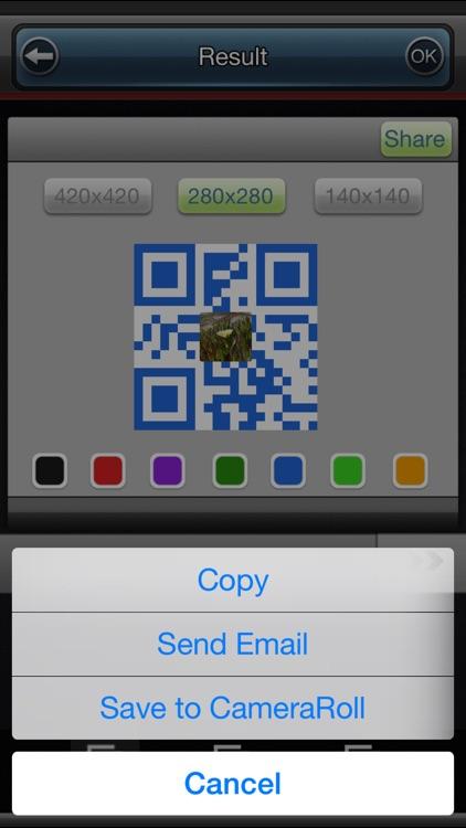 ^QRCode Reader & Creator screenshot-4