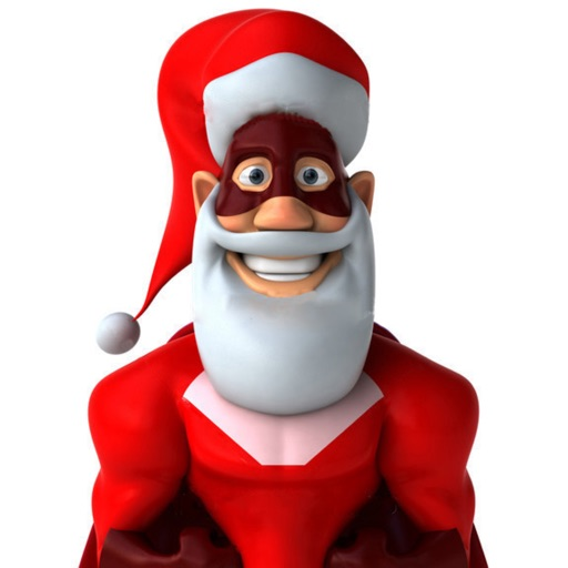Bandit Santa