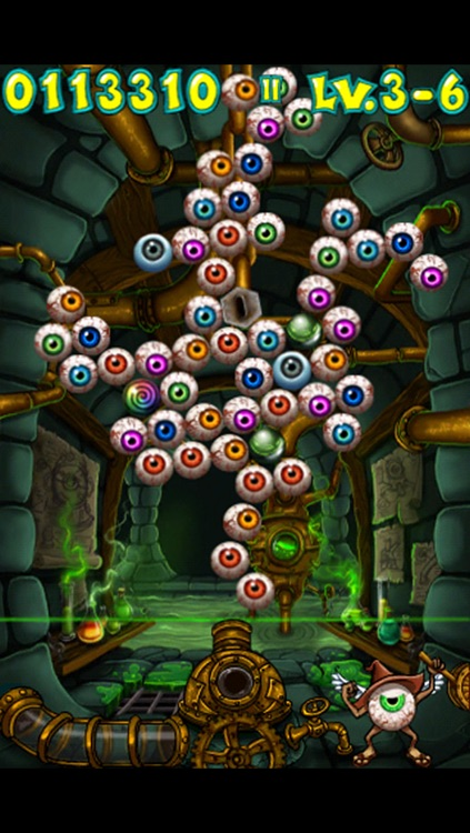 Eyegore's Eye Blast screenshot-3
