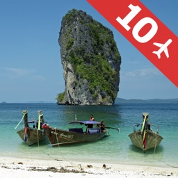 Thailand : Top 10 Tourist Destinations - Travel Guide of Best Places to Visit