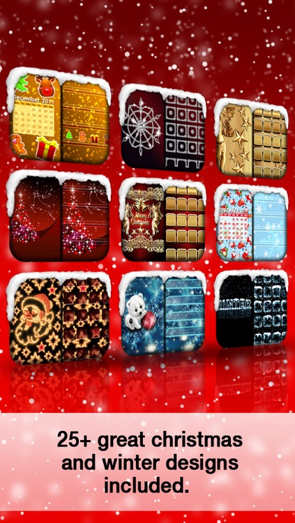 iTheme - Xmas Edition - Themes for iPhone, iPad and iPod Touch screenshot-3