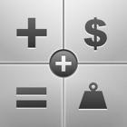 计算器 + 转换器 icon