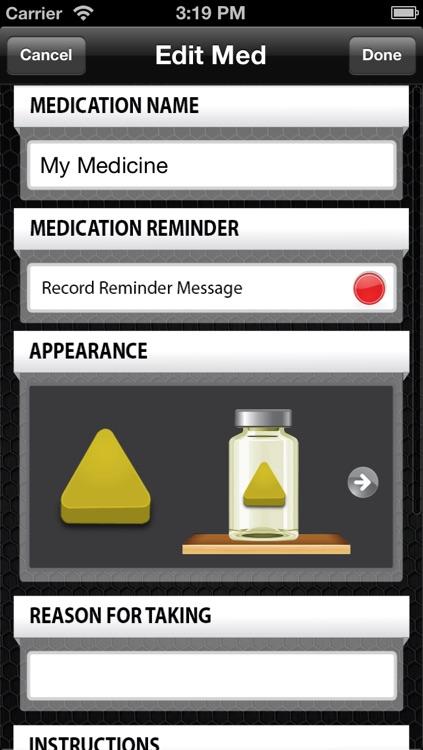 Medication Genie: Your Audio Visual Reminder