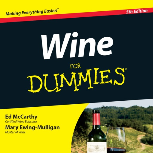 Wine For Dummies - Official How To Book, Inkling Interactive Edition