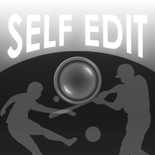 スピード感はそのままに、わが子のスポーツ姿を写真にも「SELF EDIT」