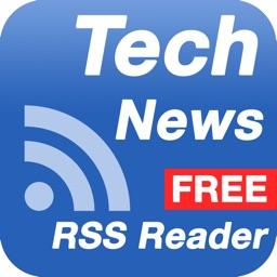 Tech News RSS Reader (Free)