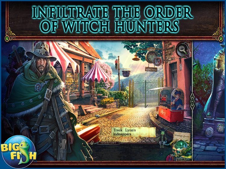 Witches' Legacy: Hunter and the Hunted HD - Hidden Objects, Adventure & Magic (Full) screenshot-0