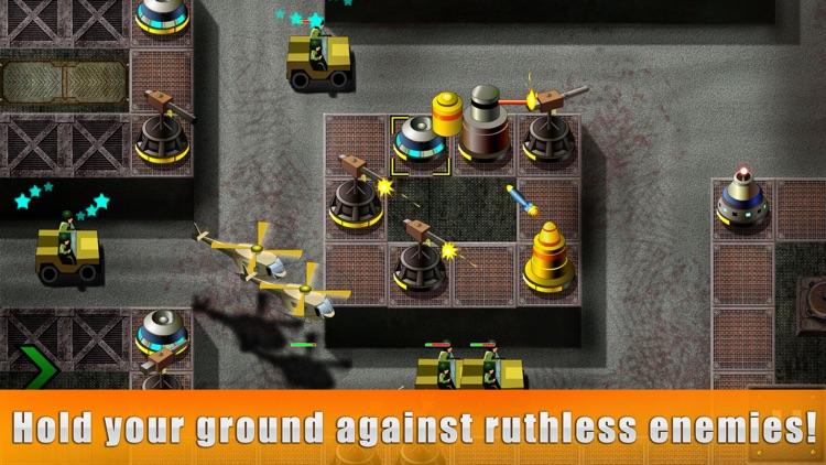 Defend The Bunker - World War screenshot-4