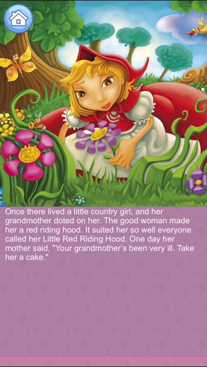 Little Red Riding Hood Fairy-Tale