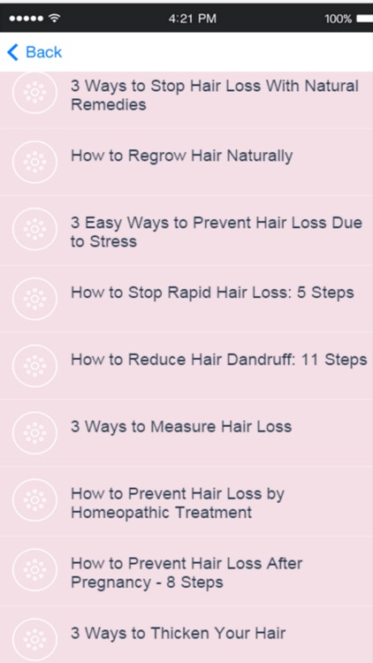 Hair Loss - Tips and Advice on How to Reduce Hair Loss