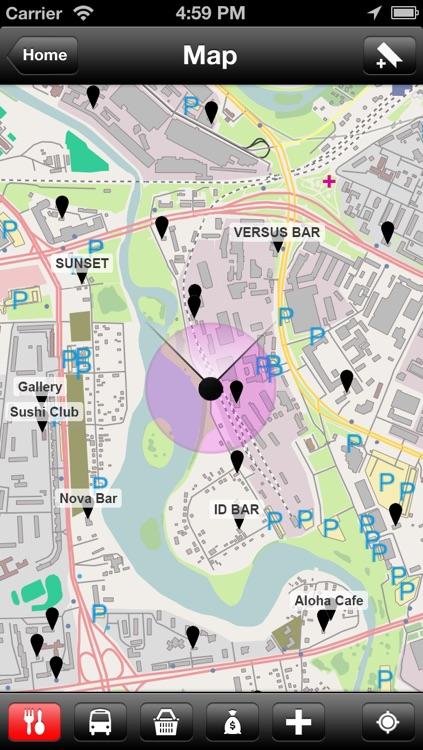 Offline Ireland Map - World Offline Maps screenshot-3