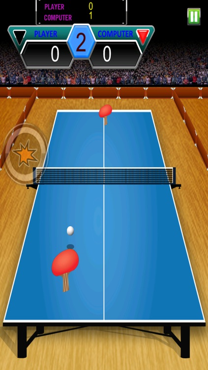 Table Tennis Ping Pong Blast FREE screenshot-4